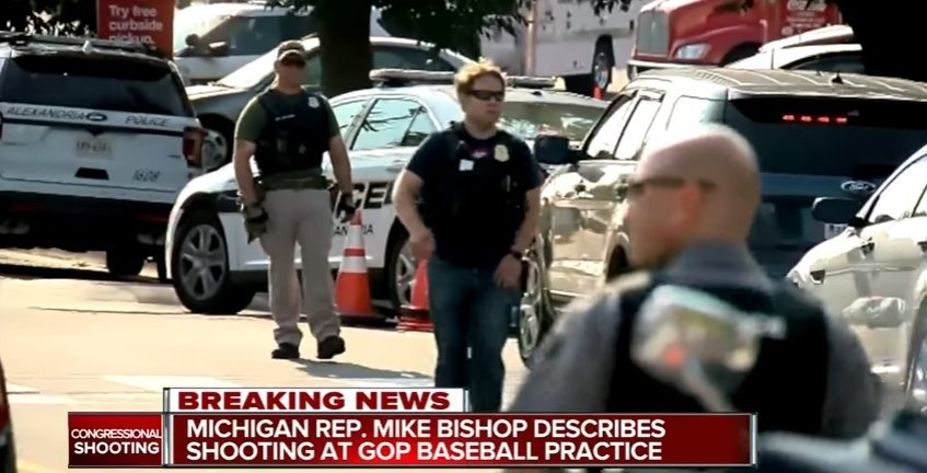 Video: Blitzer's intense exchange with Sanders' wife over GOP baseball shooting