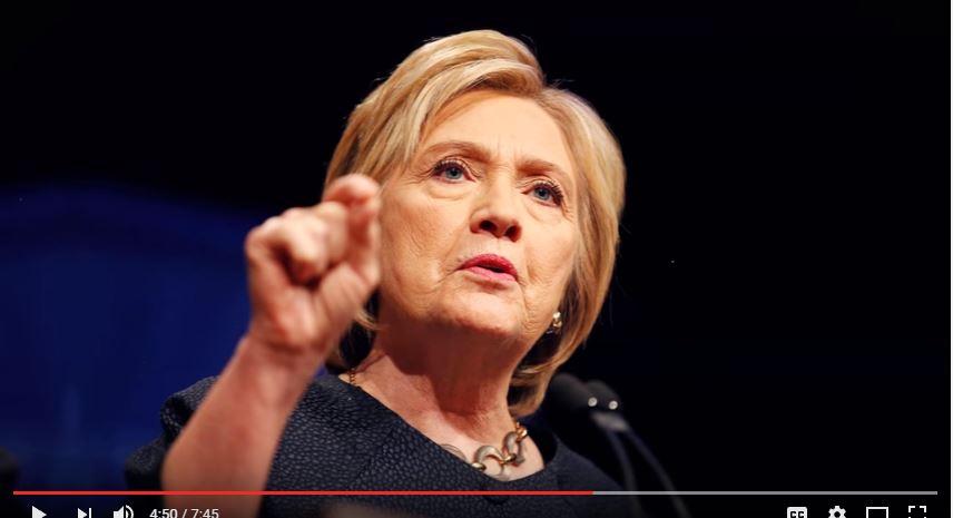 Hillary pastor