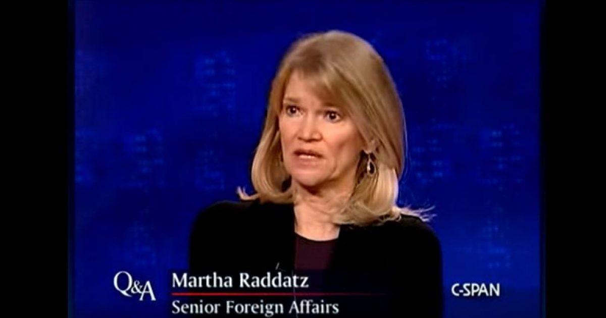 Did Martha Raddatz just push for gun control advocacy ...