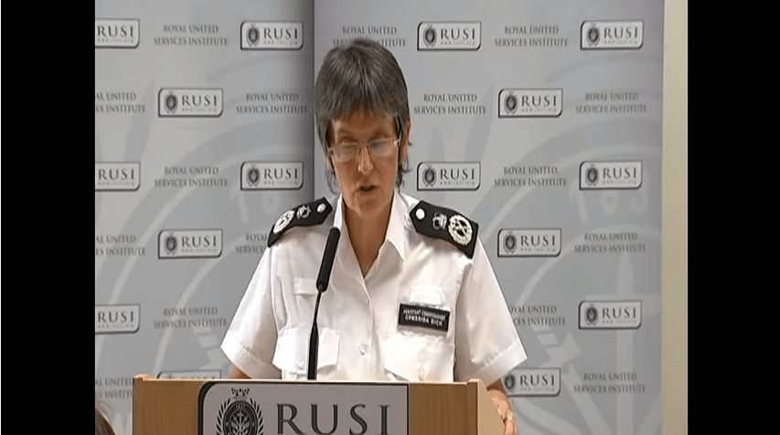 London police commissioner praises diversity of terror victims