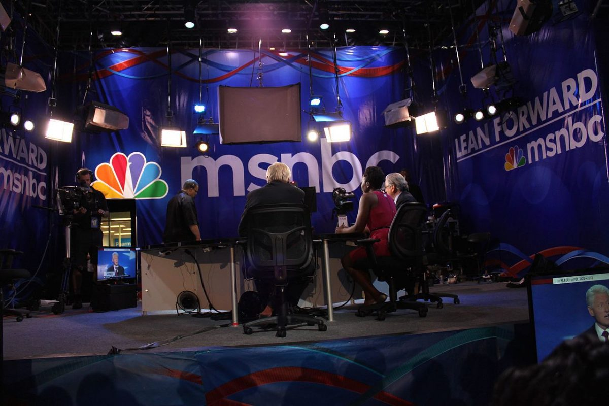 Snowflake reaches out to MSNBC upon being assigned a conservative paper