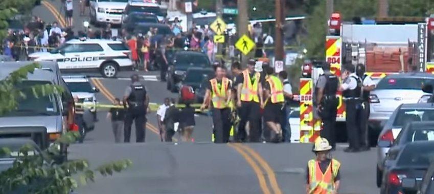 Liberal Democrats celebrate shooting incident at GOP baseball practice