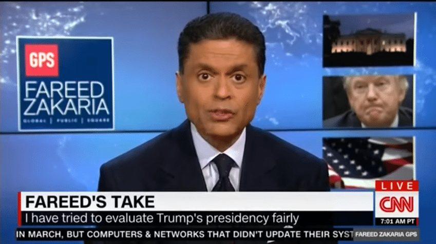 Fareed Zakaria Trump Julius Caesar