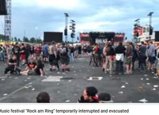 Terror threat shuts down major music festival in Germany