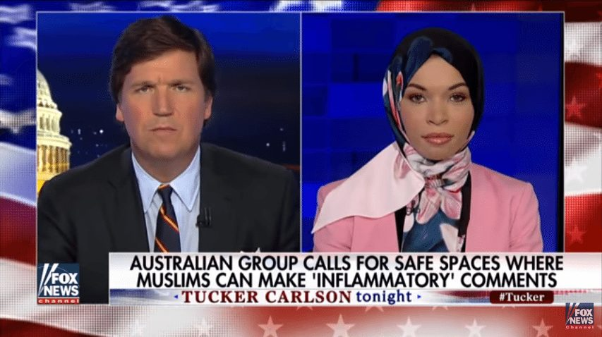 Muslim-only safe spaces