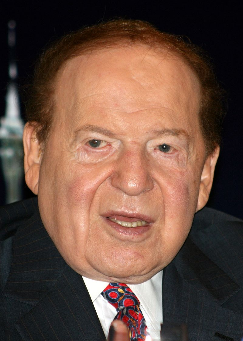Sheldon Adelson's RAWA comes back to Congress