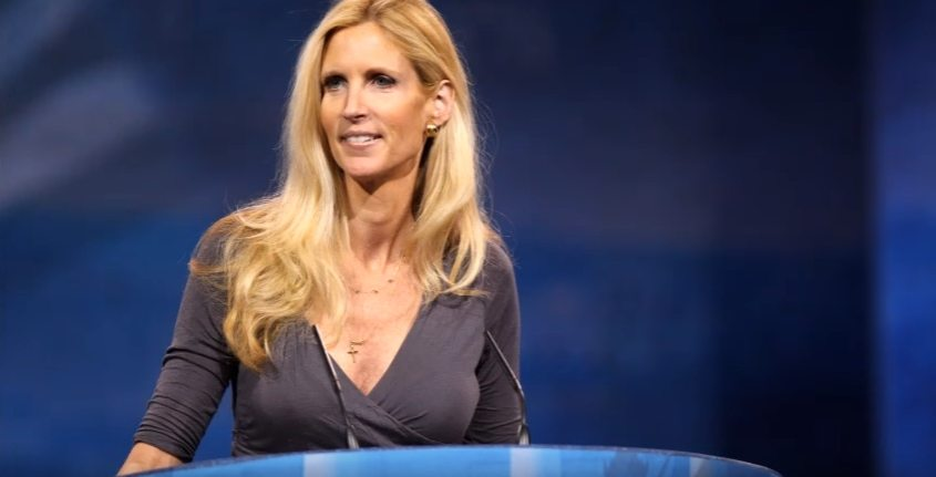 Delta Removes Ann Coulter from Reserved Seat, Liberals Ridicule Her