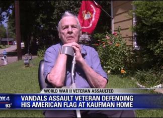 veteran flag