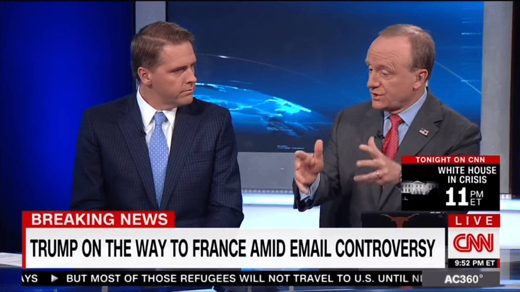 Paul Begala wants war with Russia