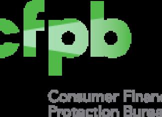 CFPB logo from Wikipedia