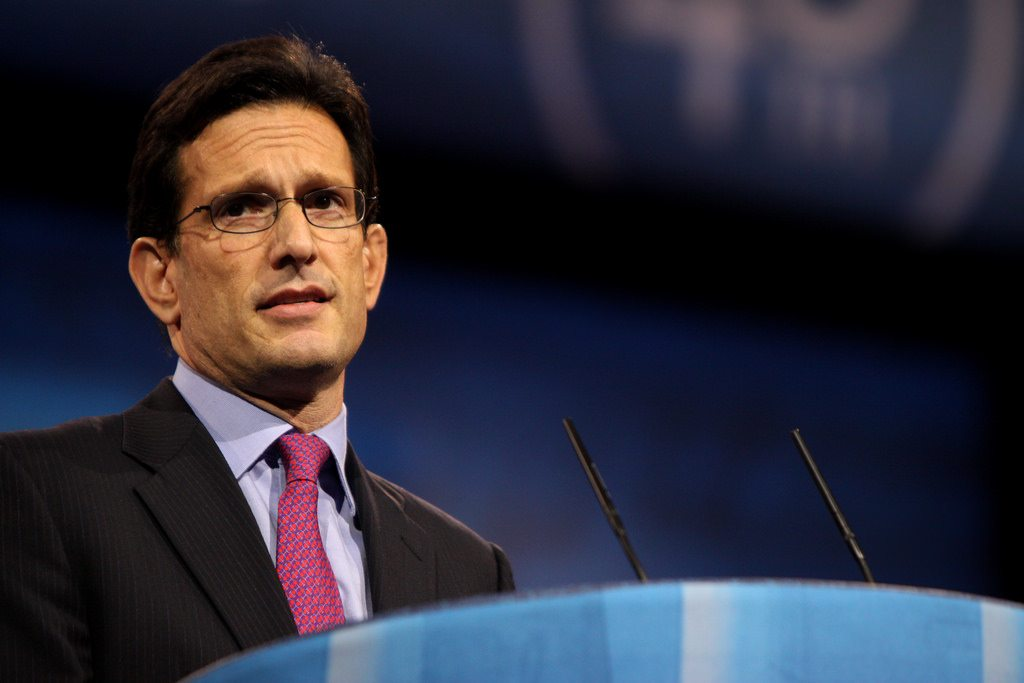 Eric Cantor Obamacare