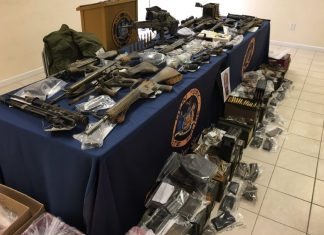 Jihadi Associate Arrested in NY Had a Massive Weapons Stockpile