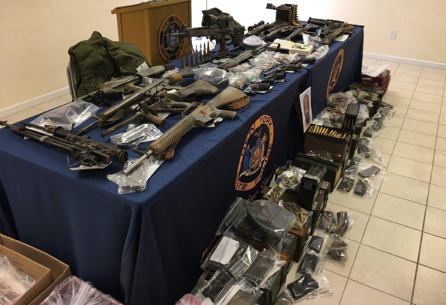 Jihadi Associate Arrested in NY Had a Massive Weapons Stockpile