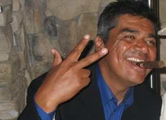 George Lopez deport police