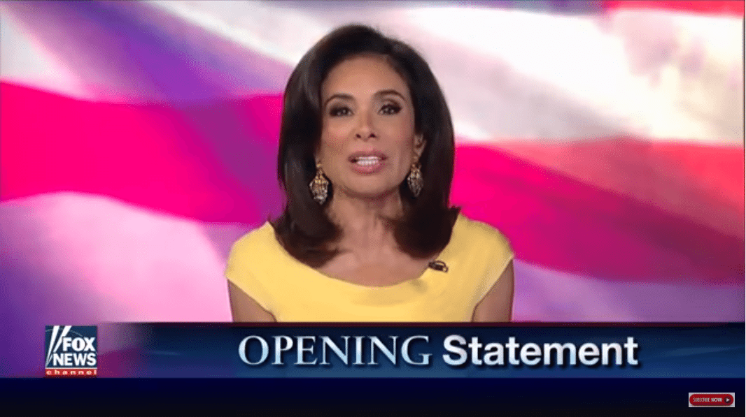 Viewers unhappy with Fox News' decision to not air Judge Jeanine Pirro, threaten boycott