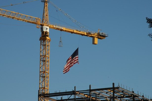 American economy full steam ahead. (Public domain)