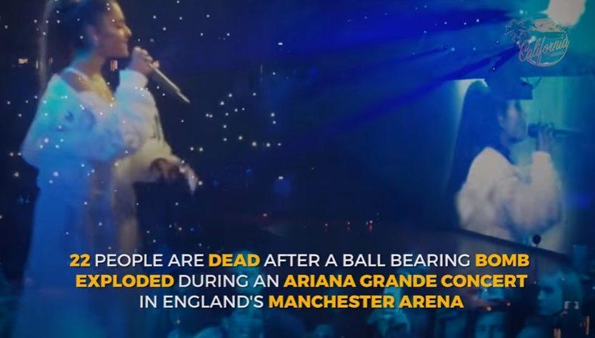 ISIS Recruiter in Dallas Encouraged Ariana Grande Concert Bomber