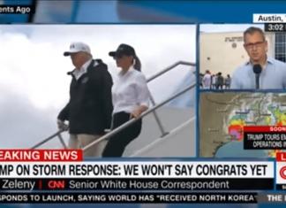 CNN Zeleny Trump Houston