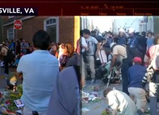 Video: Antifa Assaults Black Conservative Student at Vigil for Charlottesville Victims