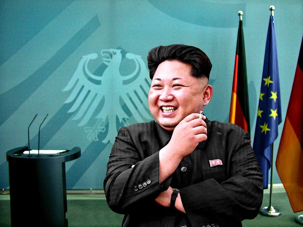 North Korea leader Kim Jong Un Japan missile