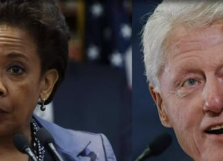 DOJ Blacks Out Talking Points on Lynch-Clinton Tarmac Meeting