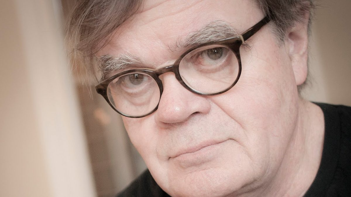 Garrison Keillor military coup