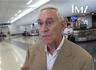 Roger Stone civil war