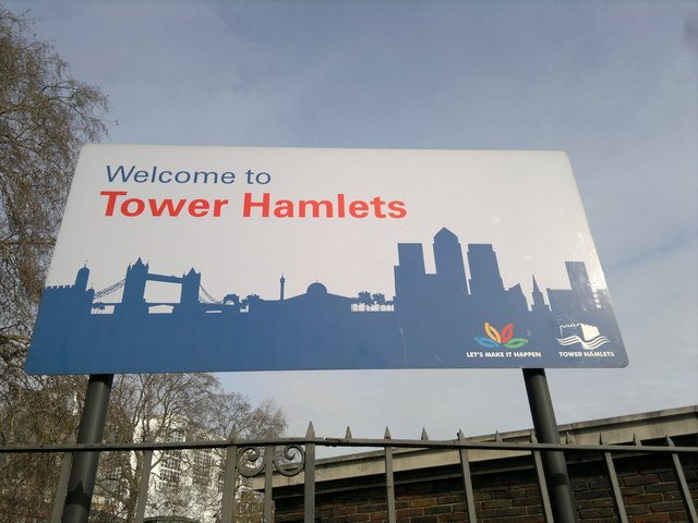 Tower Hamlets foster
