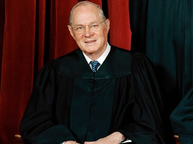 Kennedy Supreme Court travel ban