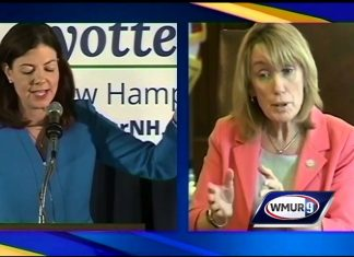 Kelly Ayotte New Hampshire voter fraud