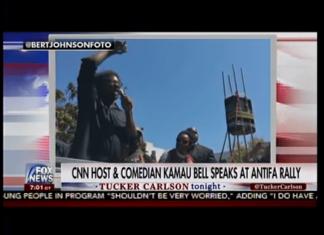 Bell Antifa CNN