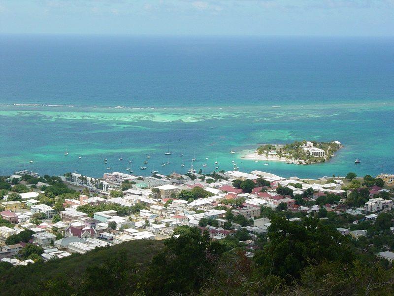 Virgin Islands confiscate seize guns
