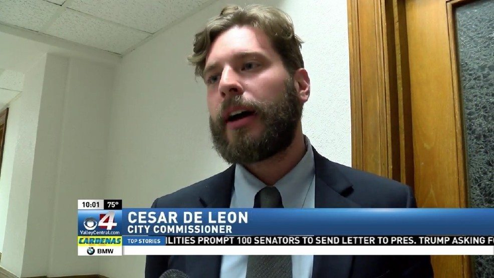 Brownsville City Commissioner Cesar De Leon racist rant