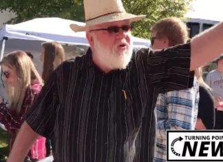 hatemonger hitler salute nazi