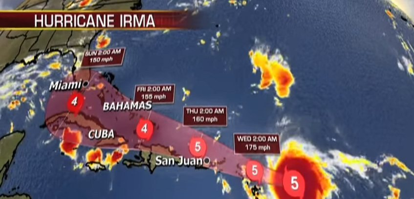 Limbaugh was Right to Question Motivations of the Media Concerning Irma