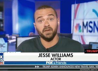 Jesse Williams National Anthem