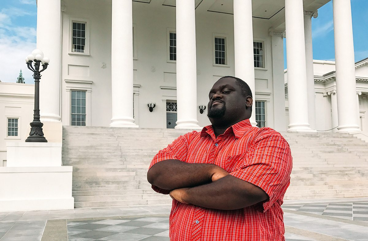 Virginia House of Delegates candidate wants a $26.80 minimum wage