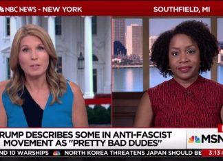MSNBC Antifa