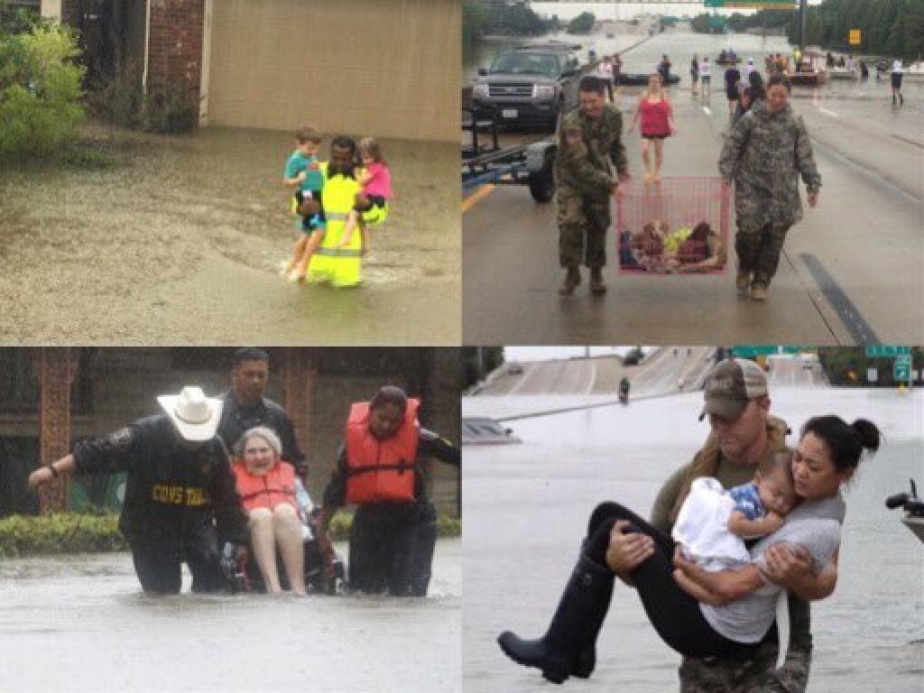 Hurricane Harvey reflections