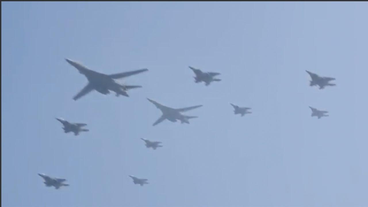 warplanes north korea