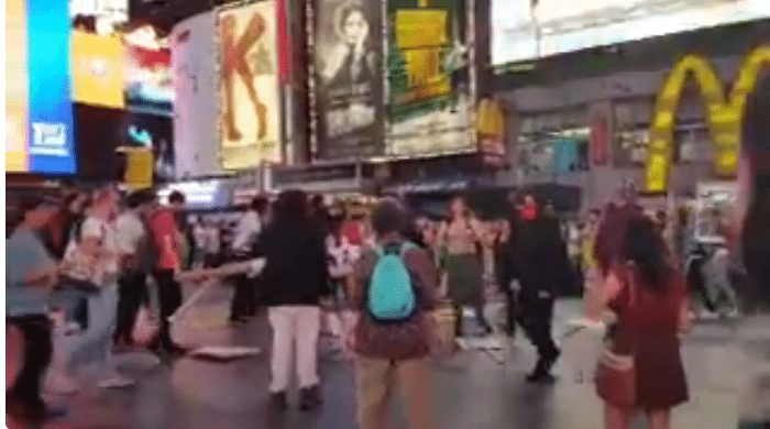 Times Square WWP