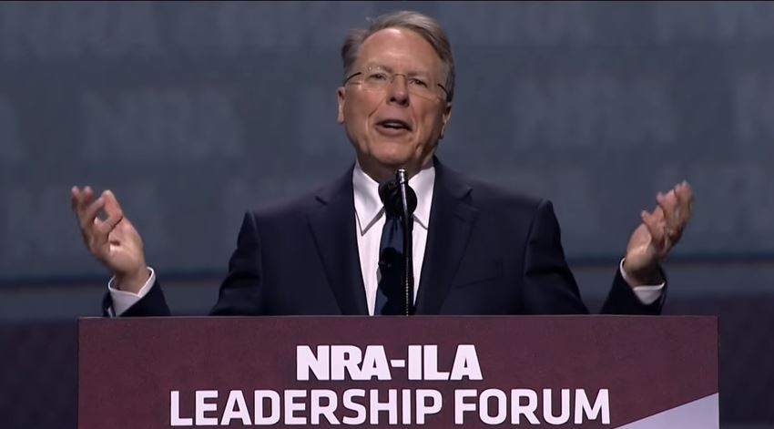 NRA files for Chapter 11 bankruptcy protection, Texas 'reorganization' plan