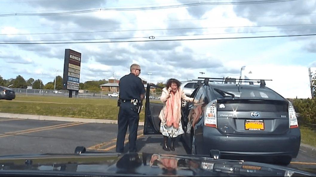 Democrat speeding ticket