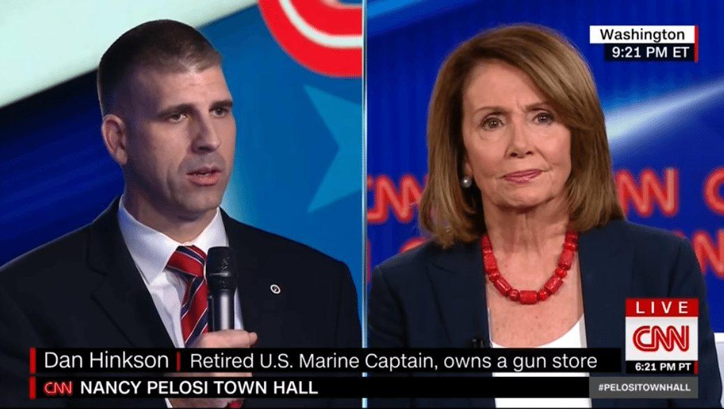Marine Pelosi