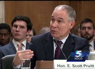 death threats against EPA chief