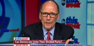 Tom Perez Electoral College