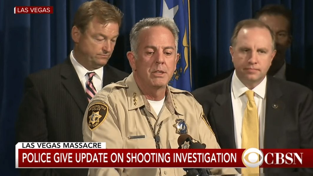 Las Vegas shooter questions