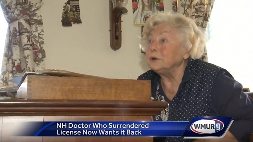 Doctor loses medical license over non-computer use