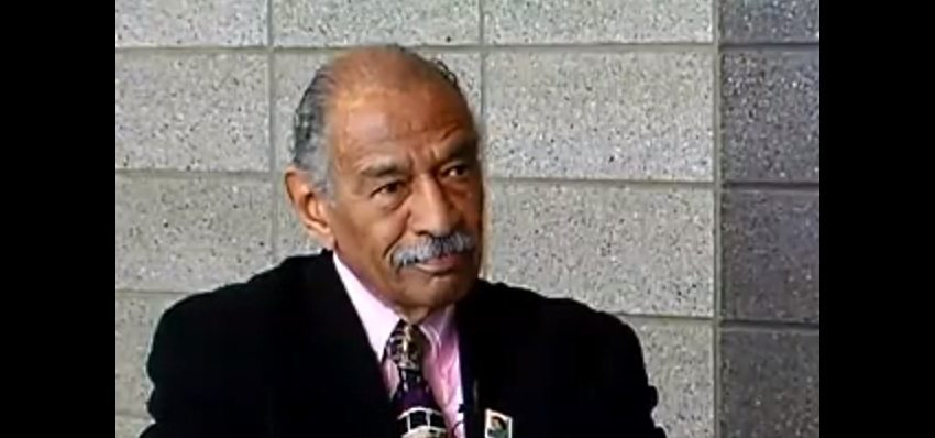Will House Ethics Comm. Let Conyers' Sex Scandal Slide?