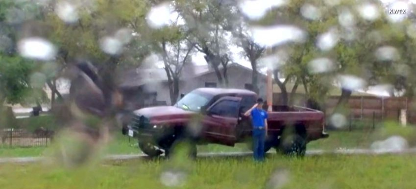 Soldier Who Saluted Funeral Procession in Pouring Rain Loses Home to Fire
